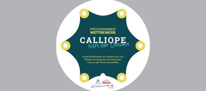 """Kreativ-Wettbewerb """"Calliope hilft der Umwelt"""" - Hier anmelden!"""